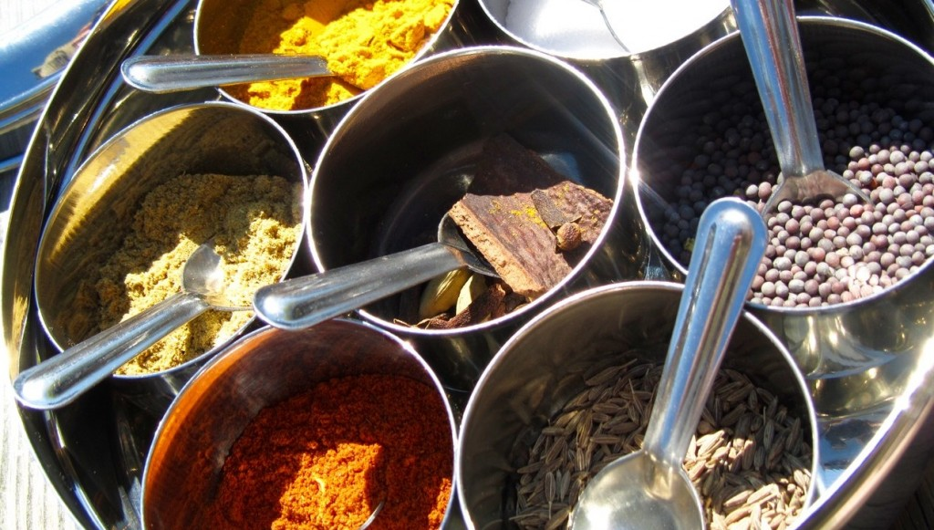 Currying Flavour